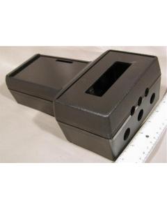 PACTEC - 93708-501-000 - Enclosure. For handheld instruments.