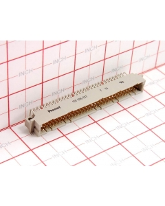 PANDUIT - 100-096-033 - Connector, Din. Triple-Row 96 pin.