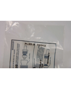 TROMPETER ELECTRONICS - PL20-5 - Connector, BNC/TNC/F. Male.