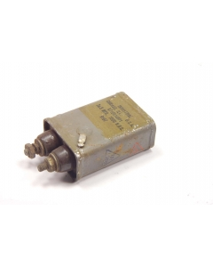 INDUSTRIAL - K7106148P1 - Capacitor, oil-filled. Dual 0.5uF 1000V.