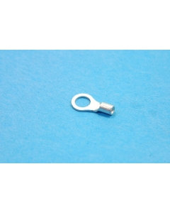 NICHIFU - 12550B - Connector, solderless terminal. Ring size 10. Wire size: 16-22AWG. Package of 100.