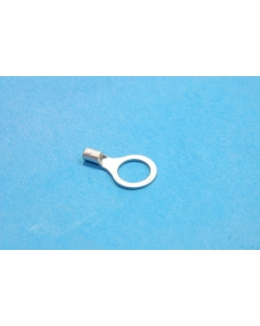NICHIFU - 12580B - Connector, solderless terminal. Ring 5/16ST. Package of 100.