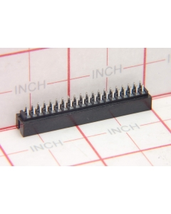 Unidentified MFG - 9-765 - 40-PIN IDC STRAIGHT HEADER CONN
