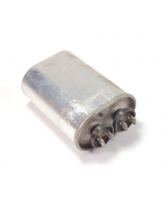 General Electric - 45F605 - Capacitor, oil-filled. 3uF 660VAC.