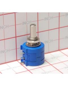 BOURNS - 3590S-291-202 - Potentiometer. 2K Ohm 2 watt.