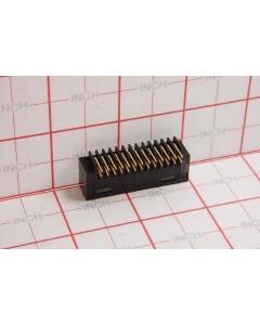 AMP INC - 1-87576-0 - 26-Pin (M) RA Header connectors