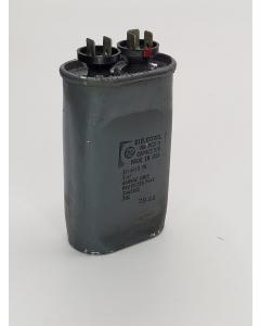 General Electric - 21L6015 FA - Capacitor, oil-filled. 3uF 660VAC.