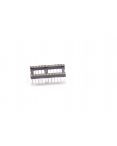 ROBINSON - NUGENT - ICE224STG - Connector, IC socket. 22 Dip.