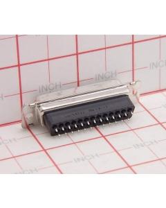 AMP INC - 745186-1 - Connector, plug. Type: sub D.