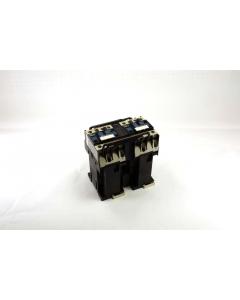 TELEMECANIQUE - LP2-D0901BD - Contactor, reversing. Dual 3P 24VDC.