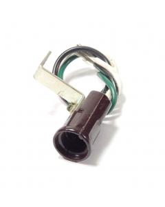 CHALLENGER - 77590 - Candelabra base socket 125V 75W.