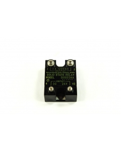IKUNOELEC-TROL - SU10324A - Relay, SSR. Output: 3Amp 120VAC.