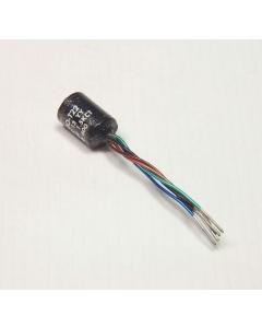 UTC - DO-T22 - Miniature  Transistor Transformer 500 MW, 600-to-1.5K C.T.