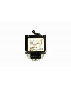 Carlingswitch - BT1-X0-04-100-1X2-D - Circuit breaker. SP 3Amp 80V.