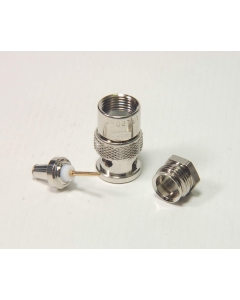 TROMPETER ELECTRONICS - UPL20-2 - Connector, BNC. Coaxial male RG-59 Crimp-On.