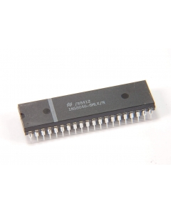 National Semiconductor Corp - INS8048-6MLK/N - IC, microprocessor. 8-Bit microcontroller.