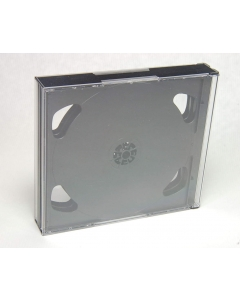 Unidentified MFG - 9-756 - CD Jewel case, hold 6 cd's.