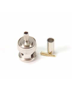 CZ LABS - 358 - Connector, coaxial. Type: BNC.
