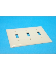 CHALLENGER - 2803-I - SW. WALL PLATE 3 GANG