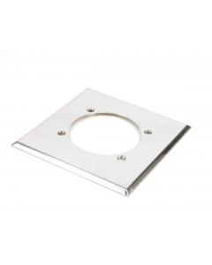 CHALLENGER - 3613-SC - 2 GANG WALL PLATE