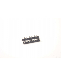 Advanced Interconnections - LS320-04TT - Connector, IC socket. 20 Dip. Package of 24.