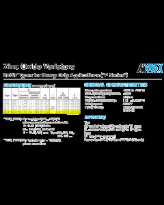 AVX/Kyocera - VE24P00321K - Zinc Oxide Varistor. MOV 320VAC 0.8 watt.