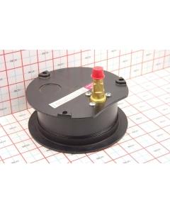WEKSLER INSTRUMENTS - G15-100 - Meter, pressure gauge. 0-100 PSIG.