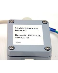 MANNESMANN DEMAG - 469 529 44 - DEMATIK FGB-FIL