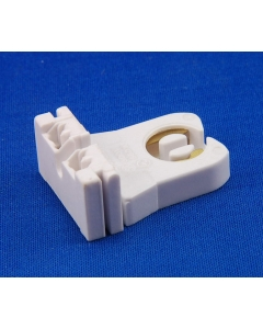 Leviton - Lampholders/Tombstones. Medium G13 Base T8/T10/T12 Bi-pin. LED/Fluorescent  Package of 2.