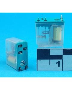 Deltrol - 405-1C - Power Relay, 24VDC,  SPDT 5 Amp, 23mA Coil, PCB Mount