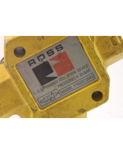 ROSS CONTROL - Y1523C6002 - L-O-X Energy Isolation Device