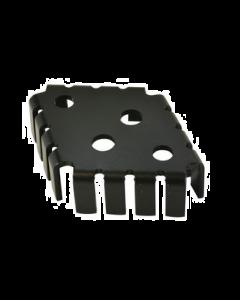 Thermalloy/Aavid - 6013B - 501303B00000B - Hardware, heatsink. TO-3 Heatsinks