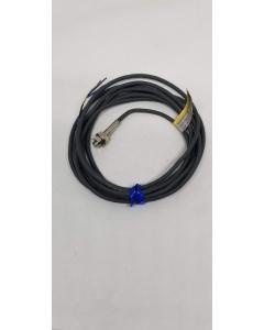 OMRON - E2E-X1C1 2M - Inductive Proximity Sensor, E2E Series, Shielded Inductive NO NPN 1mm 10V to 30V 3-Pin