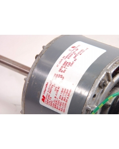 Magnetek - 596 - Motor, AC. 3 Speed 1/8, 1/12, 1/4HP 277VAC, 1075RPM.