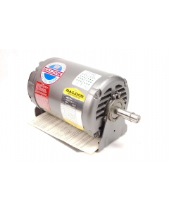 BALDOR - RM3115A - Motors, AC. Supply: 208/230/460VAC 3Ph 1HP.