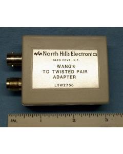 NORTH HILLS - L3W2756 - TYPE 3 MEDIA INTERFACE