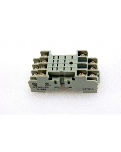 IDEC - SY4S-05 - Relay, socket. 4P - 14 blade, 7Amp 300V.