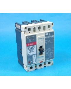 CUTLER-HAMMER - HMCP015E0C - Circuit breaker. Motor protection, 3P 15Amp 600VAC 250VDC.