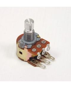 KIKUSHIN DENKI -VS16YA-15K - Potentiometer. 1K Ohm w/SPDT switch.