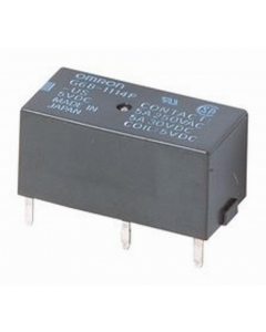 OMRON - G6B-2214P-US-5VDC - Relay, control. Input: DC. Contacts: DPST-NO.