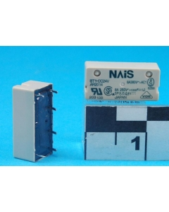 NAIS/Aromat - ST1-DC24V - Relay, control. Input: DC. Contacts: SPST.