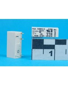 Potter & Brumfield - T75S5D112-12 - 12VDC SPDT-8Amp PCB mt