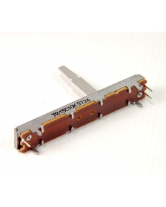 NOBLE - VJ4523-2PVN, 25D2-10C10K - Potentiometer, slide. 10K Ohm 0.1W.