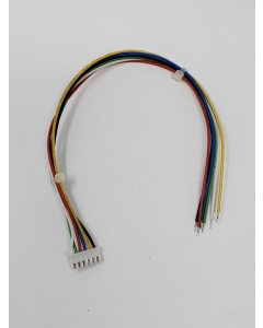 Unidentified MFG - 5236-000 - Connectors, SIP. Female 6 pin.