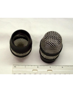 Unidentified MFG - 43831-0100 - Microphone Replacement Grille Ball Head Mesh Cover, Head/Cover/ Windscreen.