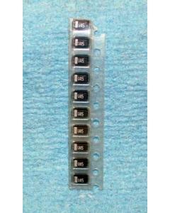 PANASONIC/MATSUSHITA - ECS-T1VY104R - Capacitor, tantalum. 0.1uF 35V. Package of 100.