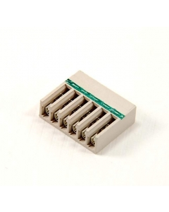 JST MFG CO LTD - 06HR-6S - Connector, rectangular. Female HR 6 Position.