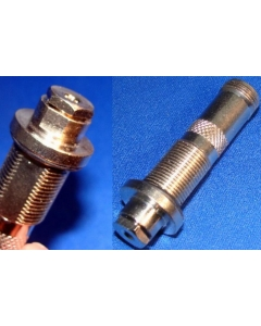 CTI - 4190900 - Connector, coaxial. Male N to RG174.