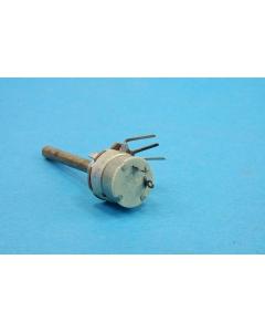 Mallory - PP252R M12 - Potentiometer. 2.5K Ohm.plus push/pull switch.