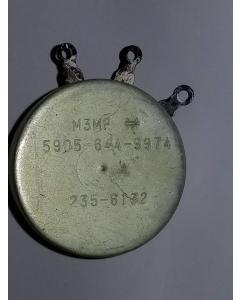 Unidentified MFG - M3MP 2356132, NSN5905-644-9974 - Potentiometer. 3K Ohm 3W.